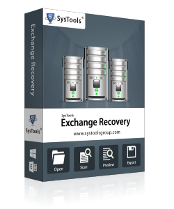 exchange database recovery software